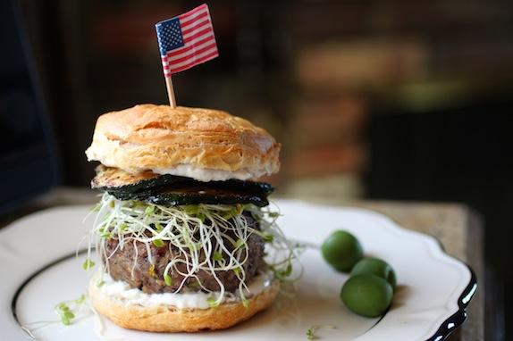 Kick Off Summer: Zucchini Quinoa Burgers - Taste With The Eyes