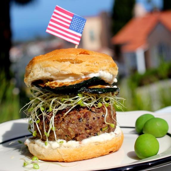 IMG_3063 zucchini quinoa burger