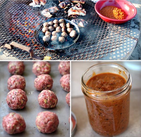Zucchini Quinoa Meatballs Recipe