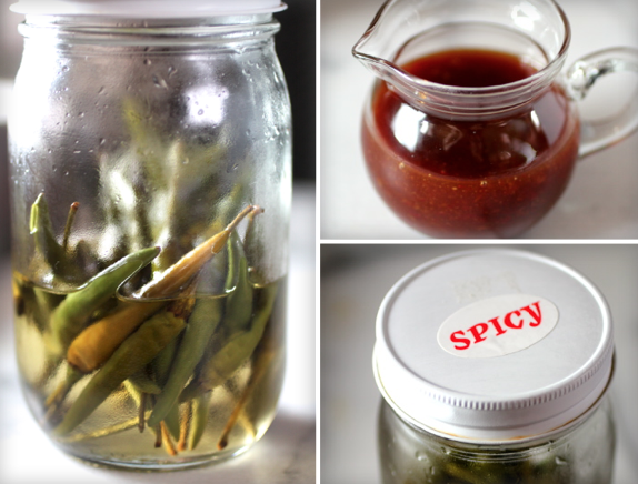 Pickled Thai Chili, Thai Chili Sauce Recipe