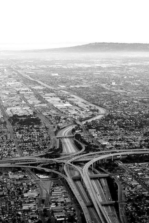 Los Angeles 405 Freeway