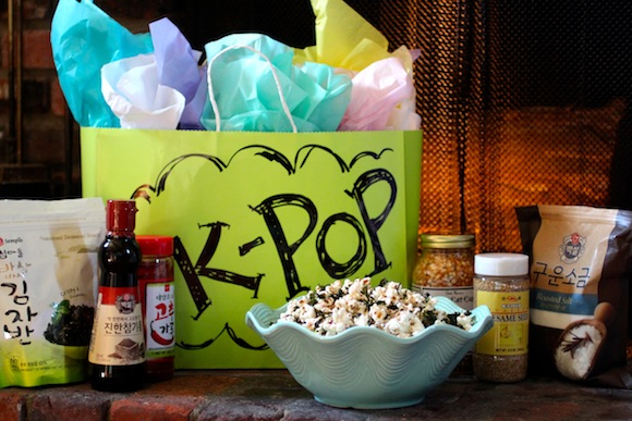 K-POP Korean Popcorn