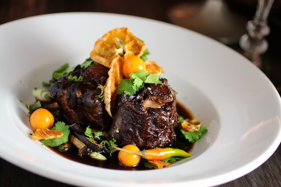 Autumn Braised Oxtail