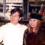 Charlie Trotter and Lori Lynn 1998