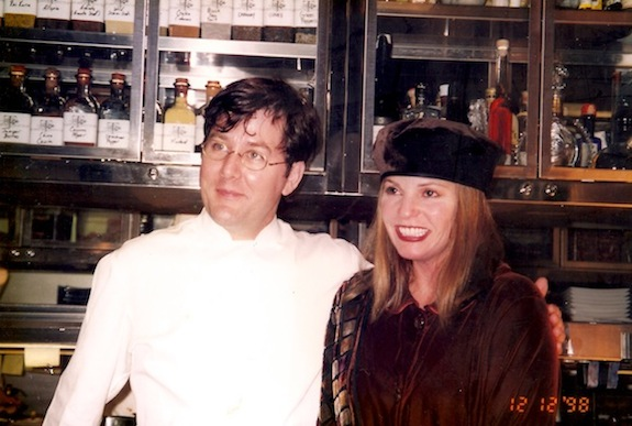 Charlie Trotter and Lori Lynn
