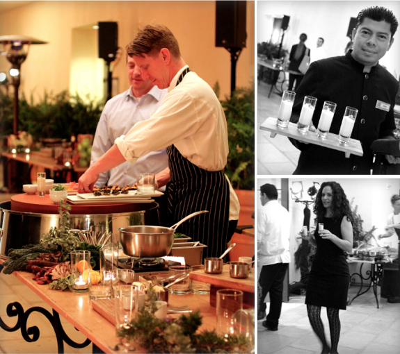 TERRANEA CHEF'S COOKING SERIES
