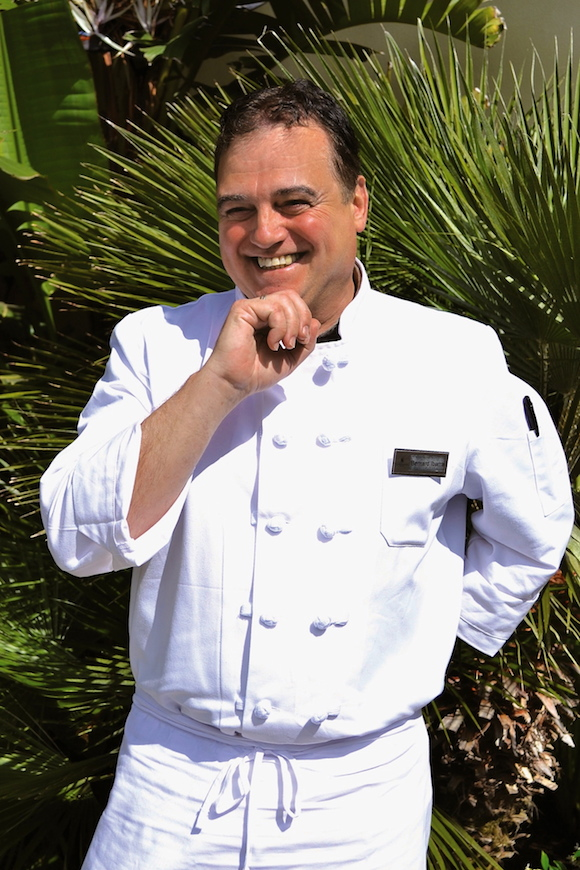 Terranea Resort Executive Chef Bernard Ibarra