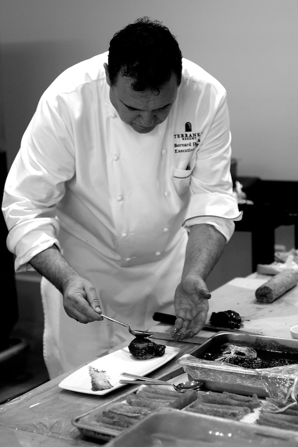 Terranea Resort's Executive Chef Bernard Ibarra