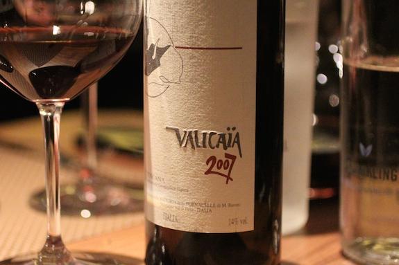 Valicaia Sangiovese Blend 2007