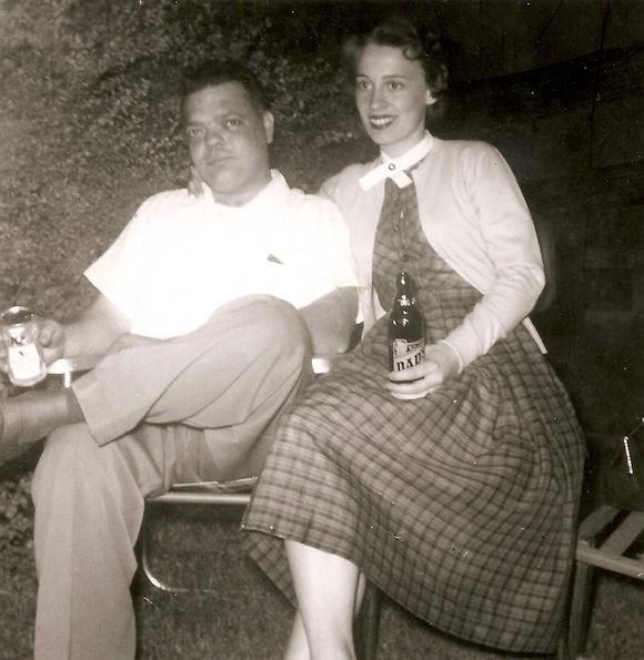 Joyce & Len