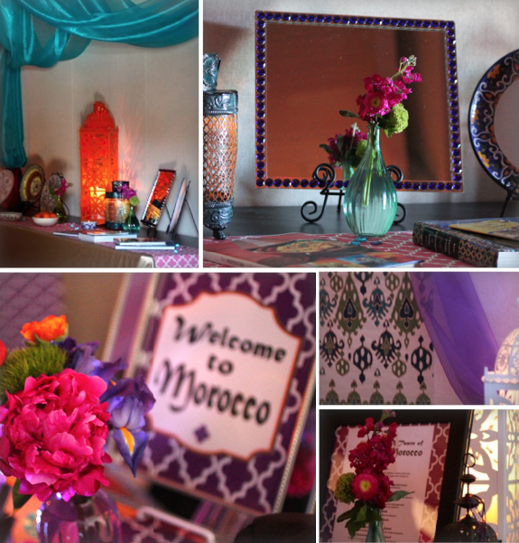 Teacher Appreciation Luncheon: Welcome to Morocco!