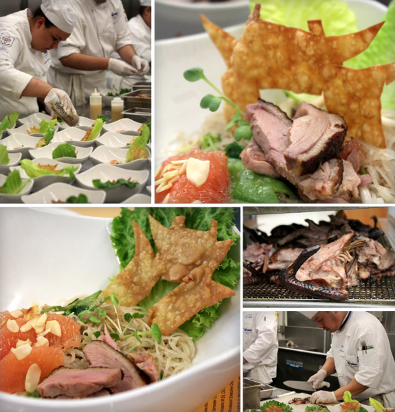 Los Angeles Harbor College Culinary Arts Program