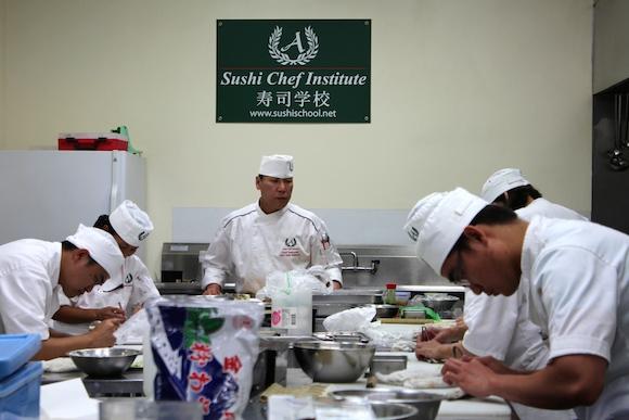 Sushi Chef Institute