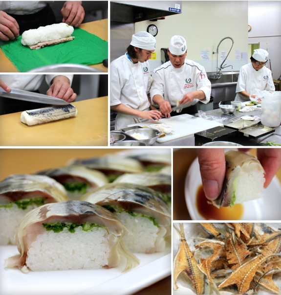 The Sushi Chef Institute