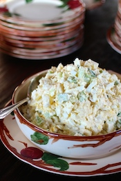 Mom's Vintage Potato Salad
