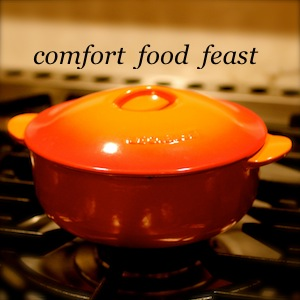 comfort food feast - food network