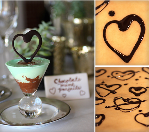 How to make Chocolate Hearts