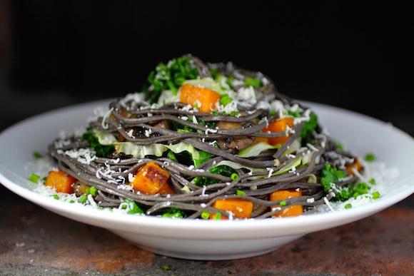 Black Bean Spaghetti (Bean Pasta)