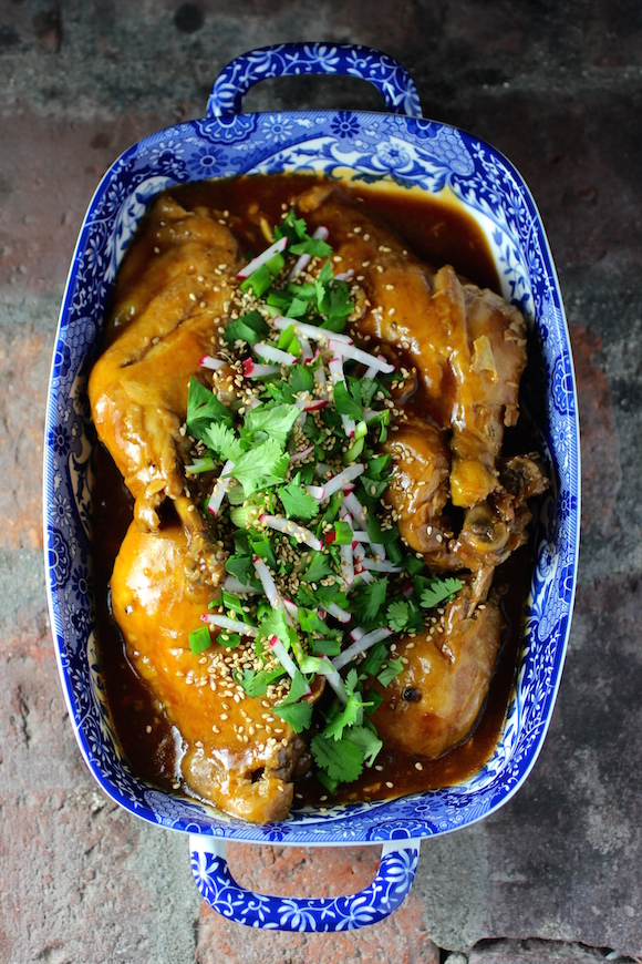 Fabulous Filipino Chicken Adobo