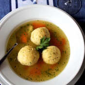 Matzoh Ball Secrets