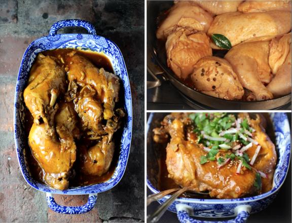 Fabulous Filipino Chicken Adobo