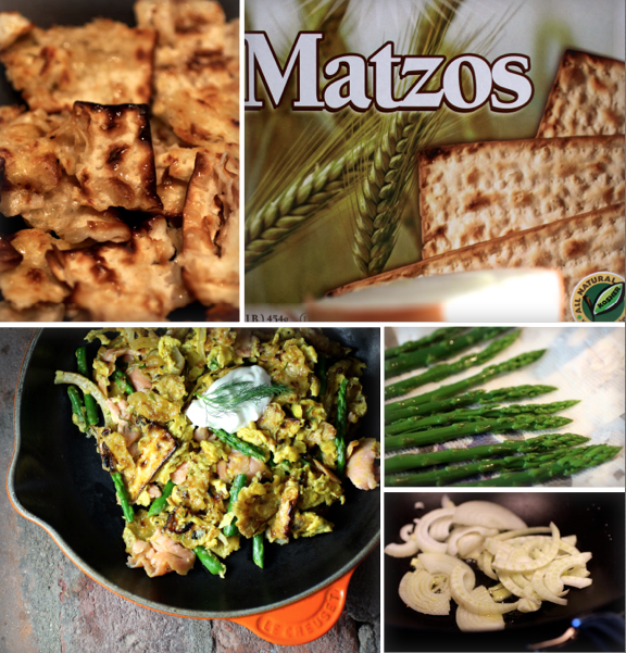 Matzo Brei Recipe