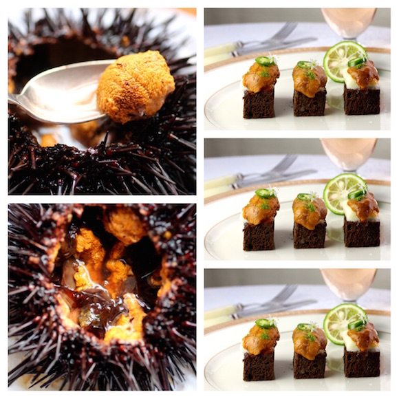 How to Clean Uni (sea urchin) step by step
