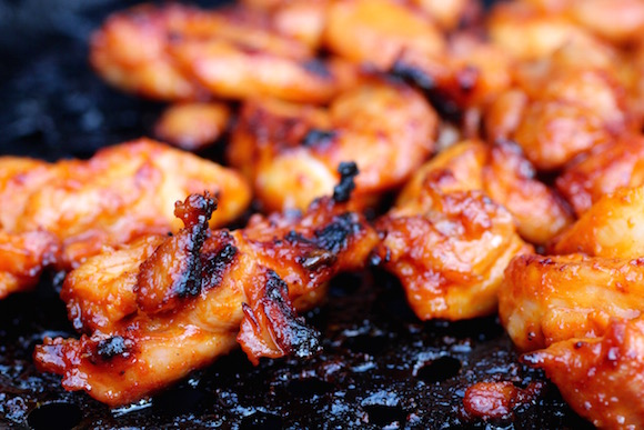 Dak Bulgogi (Korean BBQ Chicken) Recipe — Dishmaps
