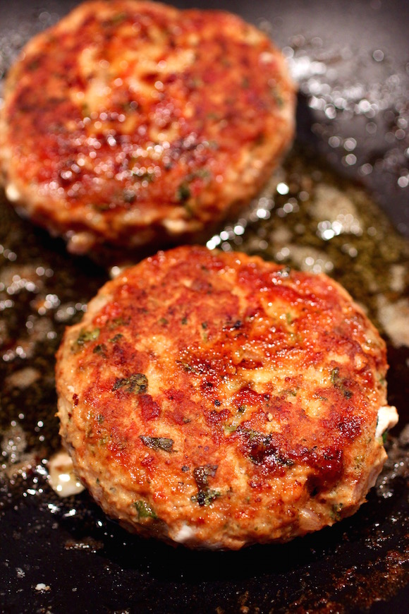 The Best Salmon Burger Recipe