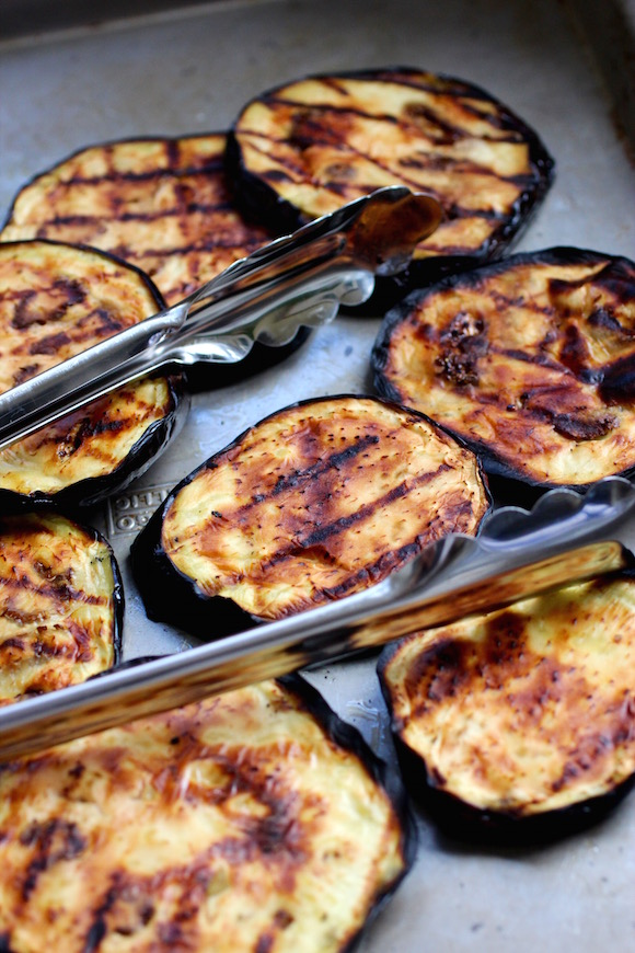 How to Grill Eggplant Perfectly