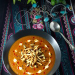 Sultry Pumpkin Soup - Southwest Flavors, Dressed To Kill