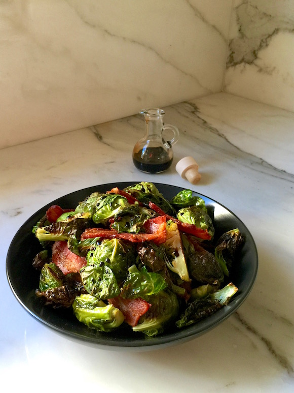 Brussels, Bacon, Balsamic