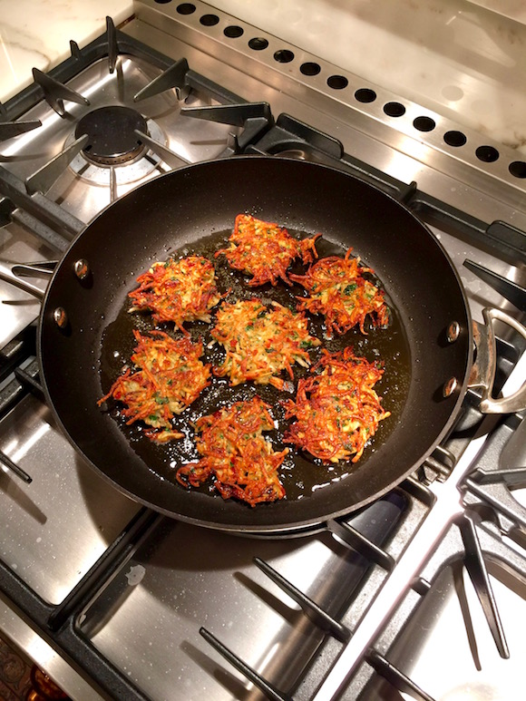 Best Savory Latkes Recipe