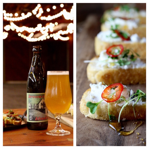 Beer Dinner @ Brouwerij West with Chef Kyle Powers