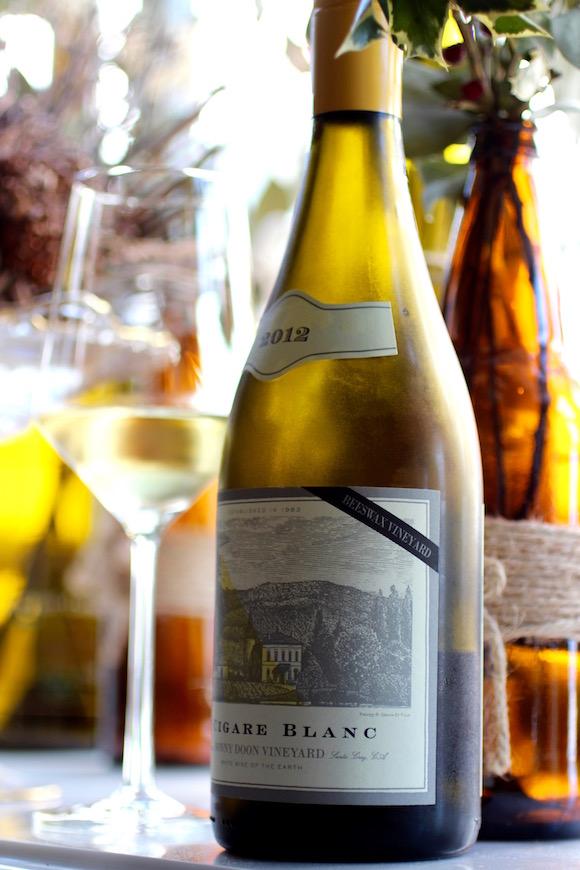 Le Cigar Blanc 2012 Bonny Doon Vineyard
