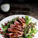 Food & Wine Pairing: Ahi and Pinot Noir