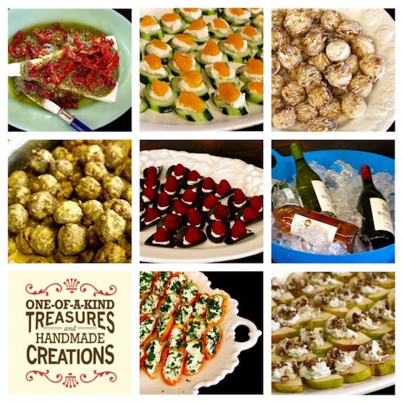 Shari's Fabulous Appetizers
