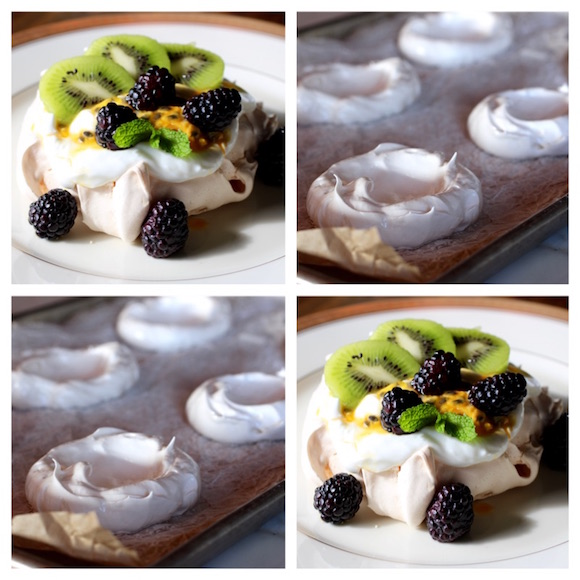 How To Make Individual Pavlovas