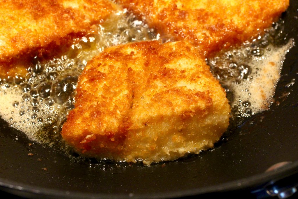 How to Make Perfect Panko Crusted Fish Fillets