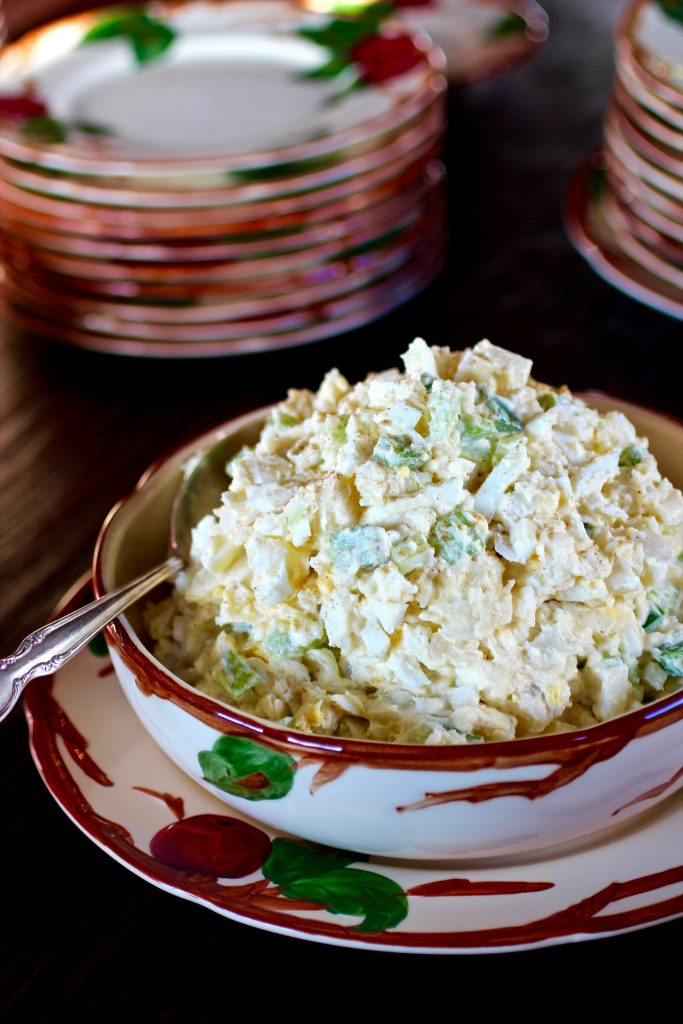 Mom's Vintage Potato Salad. The recipe we all know and love.