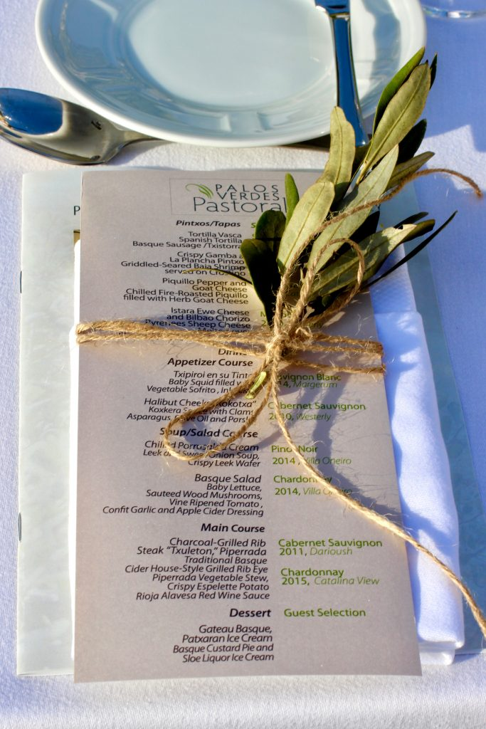 Palos Verdes Pastoral, A Garden to Table Dining Experience