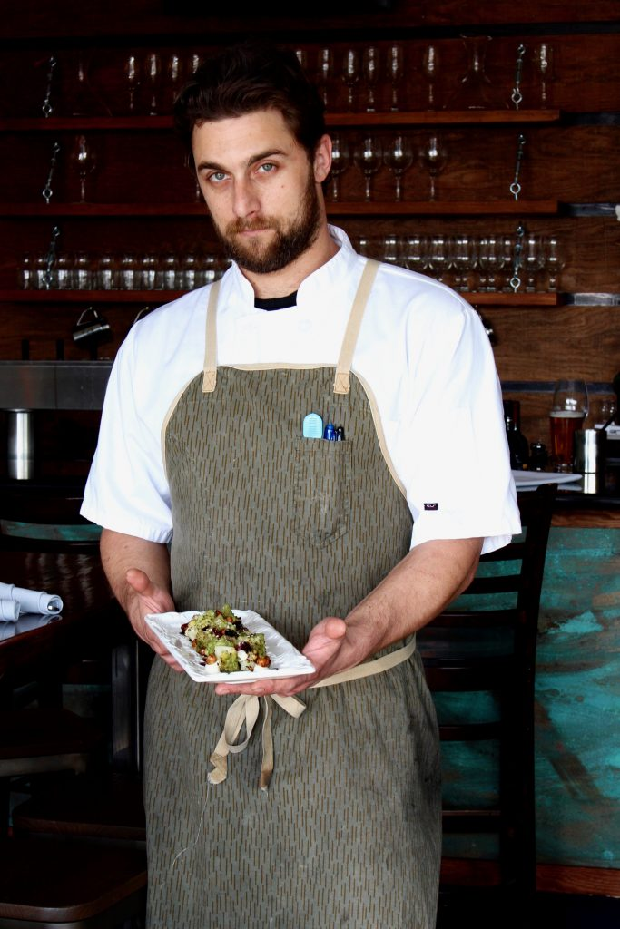 Chef Tyler Gugliotta