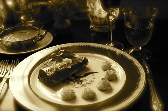 A Special Dinner Honoring President Lincoln