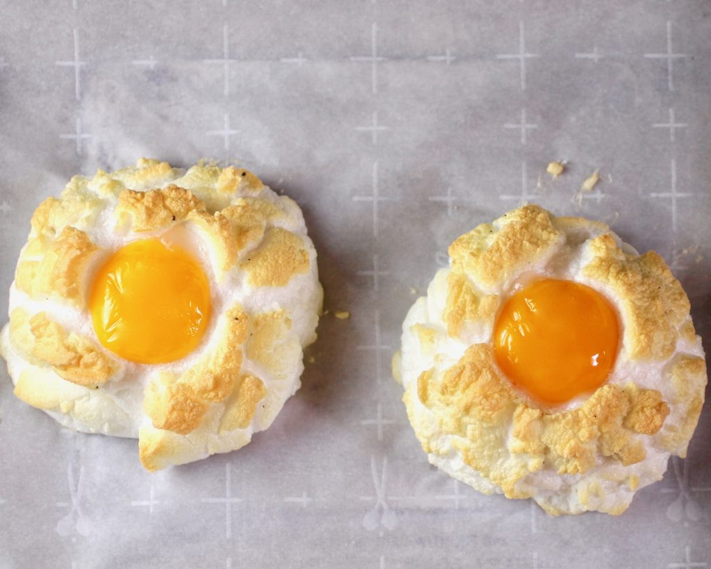 How to Make Cloud Eggs