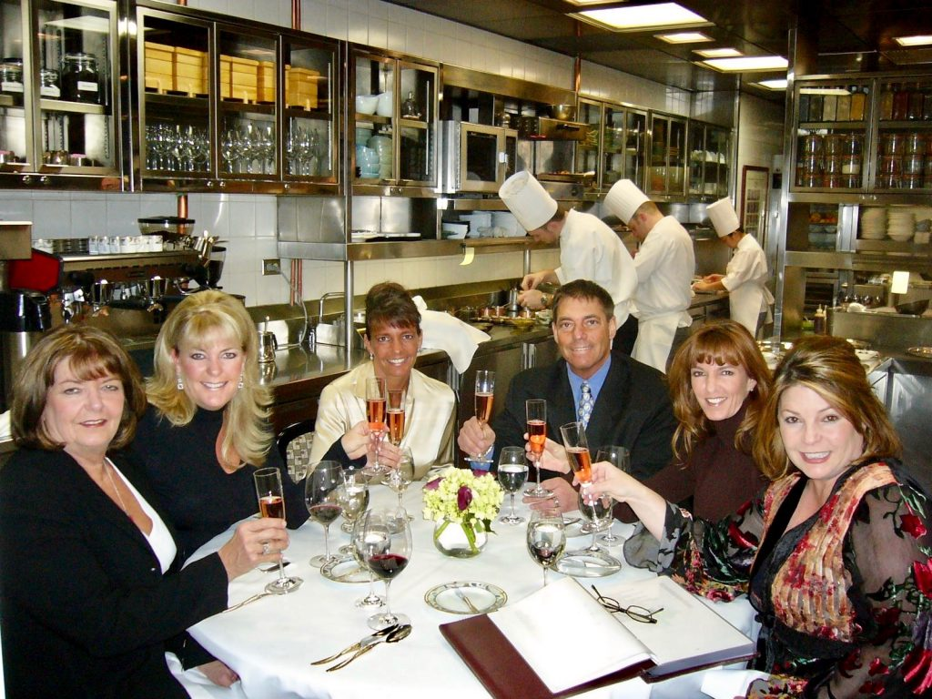 Charlie Trotter's Kitchen Table