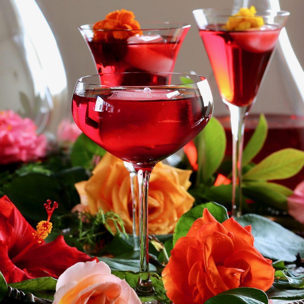 Hibiscus rose infusion aka agua de jamaica y rosas taste with the eyes hibiscus rose infusion aka agua de jamaica y rosas izmirmasajfo