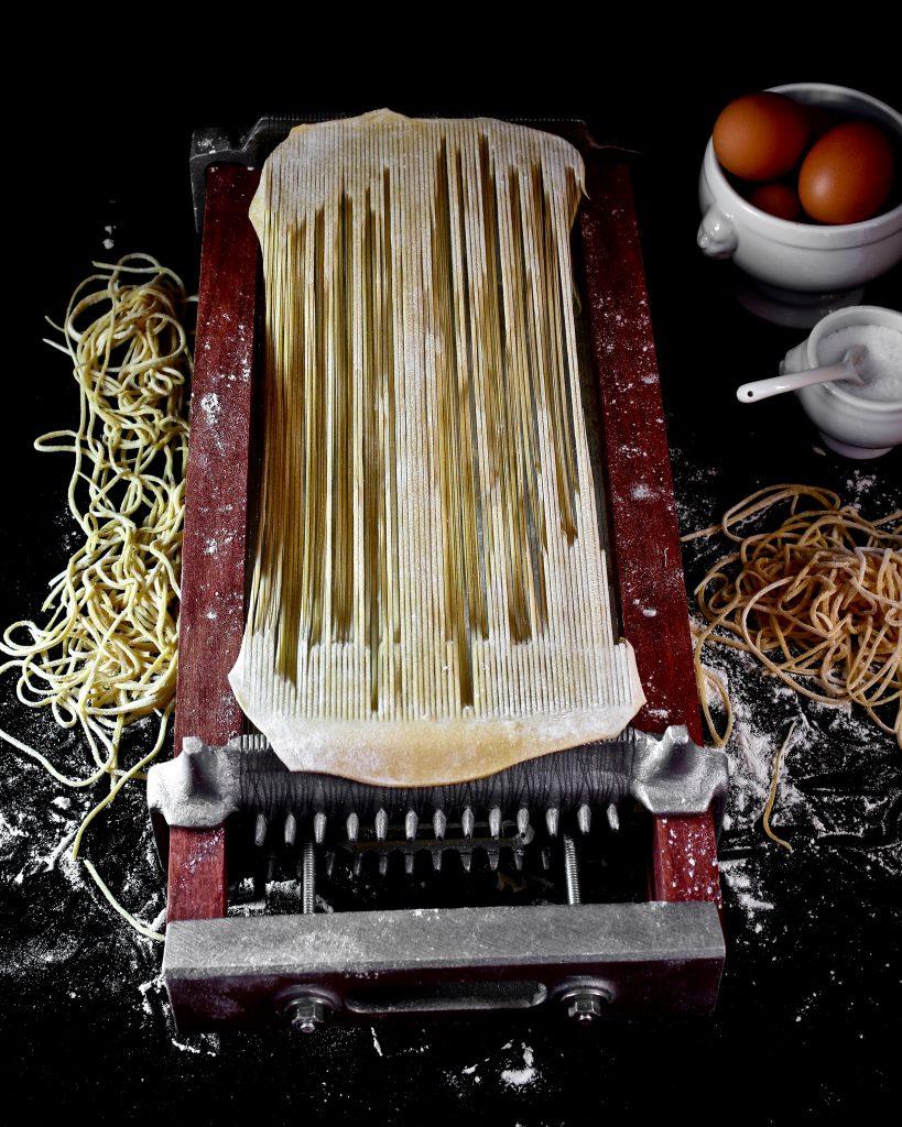 How To Make Spaghetti alla Chitarra