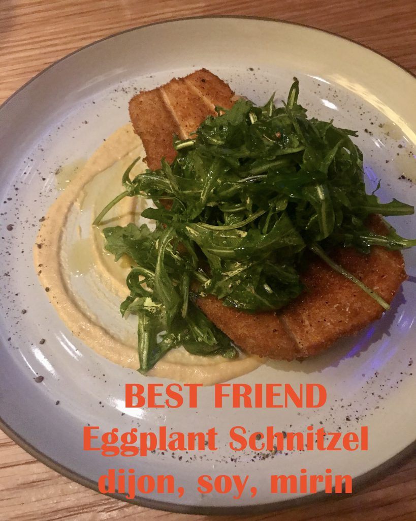 Best Friend Eggplant Schnitzel