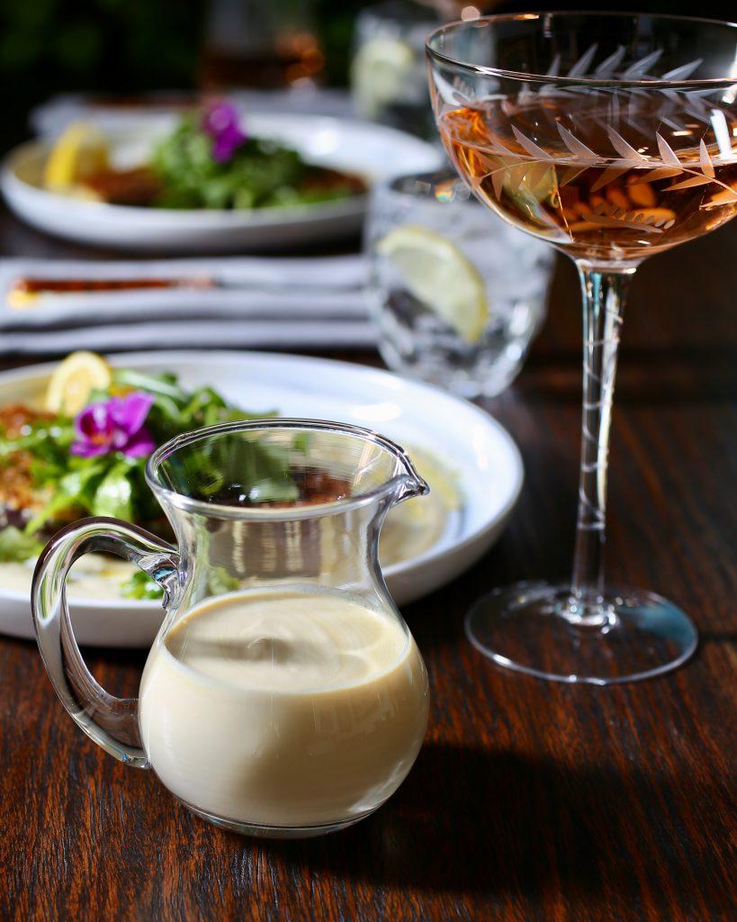 Savory Dijon Sauce