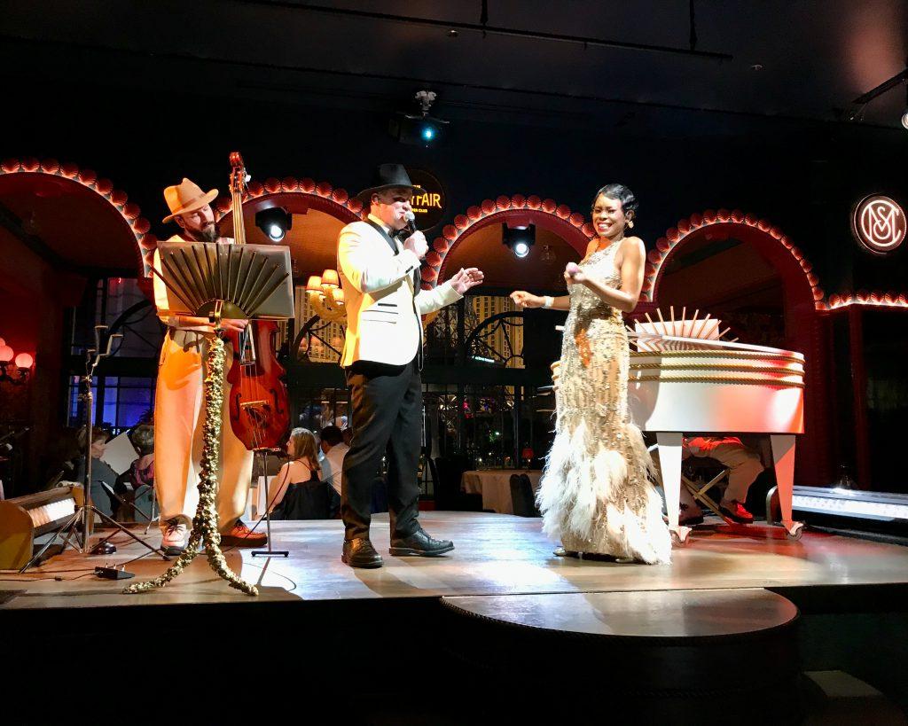 Mayfair Supper Club @Bellagio Las Vegas